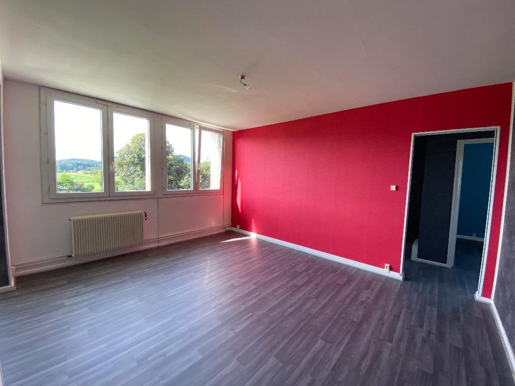 APPARTEMENT BROUVELIEURES – 3 pièce(s) – 60 m2