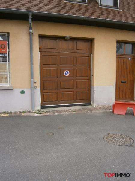 PARKING n° 04 COLMAR CENTRE VILLE – rue des Chasseurs