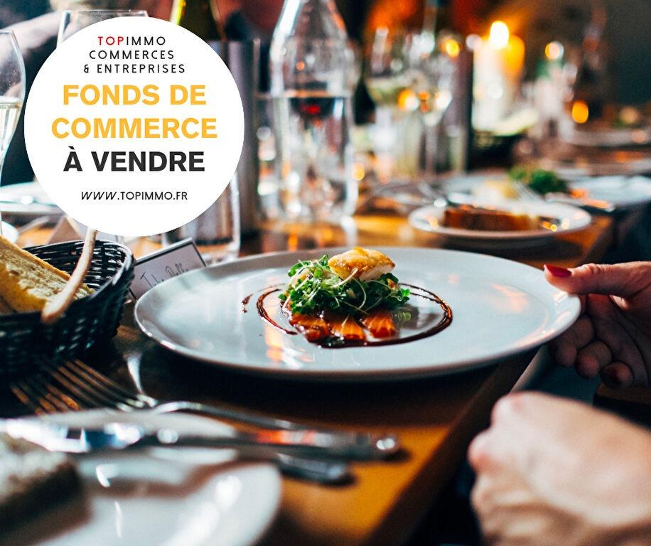 Vente Fdc Restaurant au centre-ville