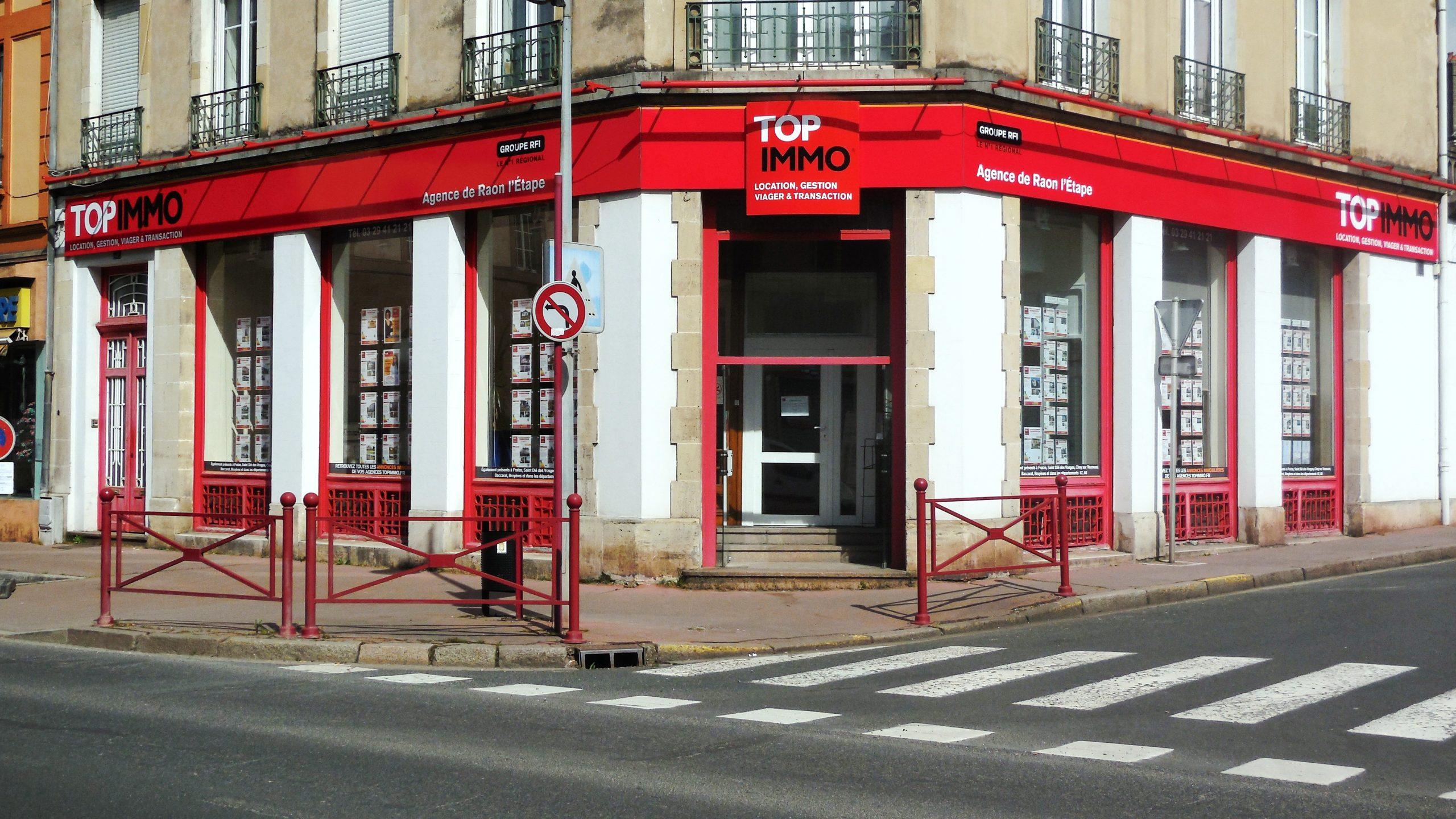 Agence immobilière RAON-L'ÉTAPE
