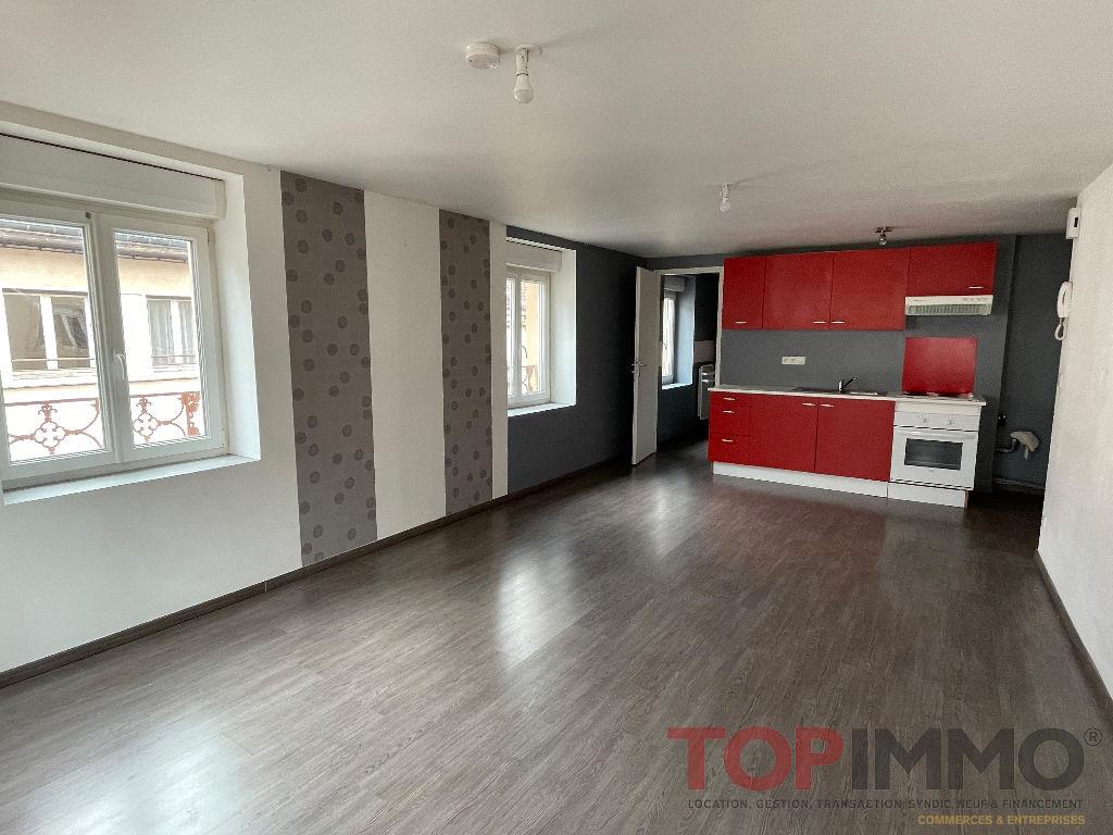 Appartement Raon L'etape 2 pièce(s) 46.73 m2