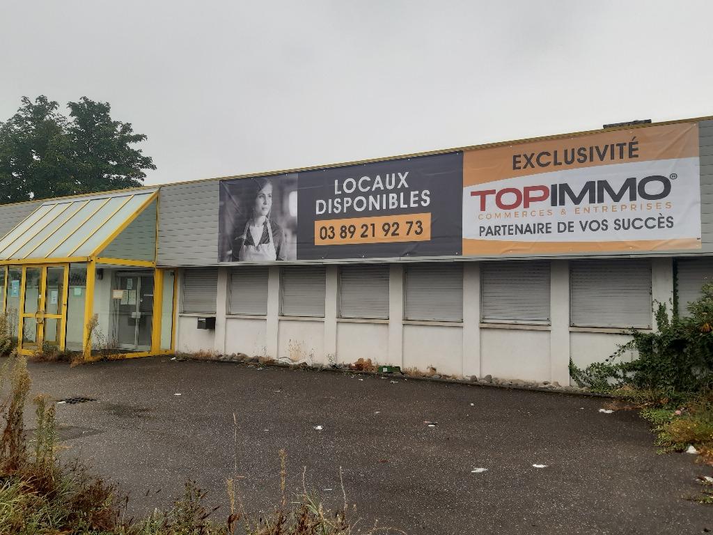 Local commercial Colmar 1500 m2
